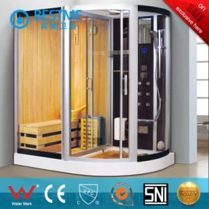 Sanitary Ware Highly Practical Bathroom Dry/Wet Steam Sauna Room (BZ-5032) pictures & photos