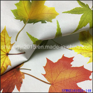 PU Colorful Film Design Soft PU Material for Garments pictures & photos