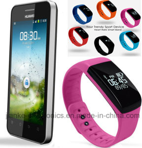 Waterproof Fitness Activity Smart Wristband (UP08) pictures & photos