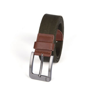 Military High Quality Canvas Tactical Belt Army Belt pictures & photos