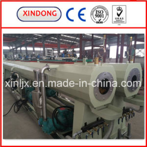 PVC Double Pipe Making Production Extrusion Machine pictures & photos