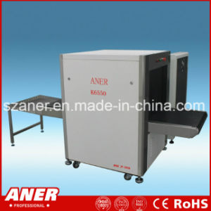 Security K6550 Customized X Ray Baggage Scanner for Metal Detect pictures & photos