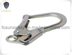 Fall Protection Energy Absorber with Carabiner and Scaffold Hook En362 pictures & photos