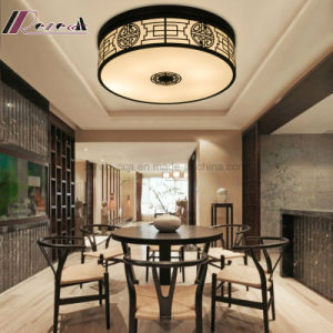 Modern Chinese Style Round Simple Ceiling Lamp with Living Room pictures & photos
