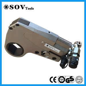 Steel Low Profile Hydraulic Torque Wrench Spanner Wrenches pictures & photos