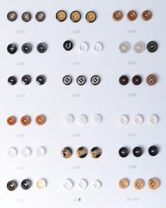 Plastic or Resin Shirt Buttons pictures & photos