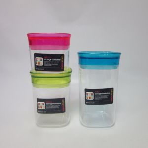 Airtight Storage Jar - 500ml Plastic Storage Box pictures & photos