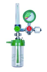 Oxygen Gas Regulator, Oxygen Pressure Regulator, High Flow Oxygen Regulator pictures & photos