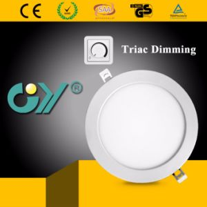 High Quality 16W Dimming LED Downlight with Ce pictures & photos