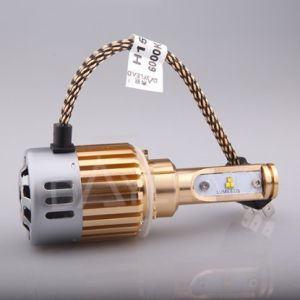 High Brightness LED Car Light with Fan Canbus built in pictures & photos