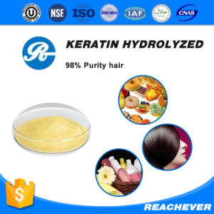 (Keratin Hydrolyzed) --Improve Body Metabolism, Immune Function Keratin Hydrolyzed pictures & photos