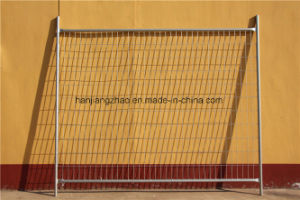Hot DIP Galvanized Temporary Fencing pictures & photos