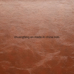 0.6 mm 1.2mm PU PVC Upholstery Leather for Furniture Sofa pictures & photos