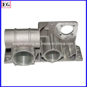 1250 Ton Castings Aluminum Parts Die Casting for Automotive Motor Housing pictures & photos