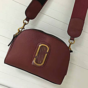 Ladies Fashion Shoulder Bag Genuine Leather Cross-Body Handbag Emg4807 pictures & photos