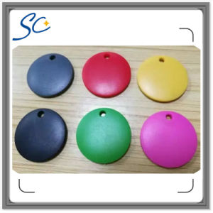13.56MHz Mf S50 RFID ABS Keyfob Token with Uid pictures & photos
