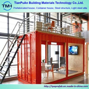 Container House for Labor Camp/Hotel/Office/Workers/Market pictures & photos