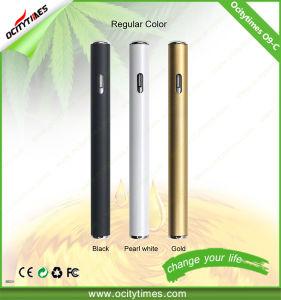 Ocitytimes Wholesale Luxury Flat 0.5ml O9-C Diposable Cbd Vape Pen pictures & photos