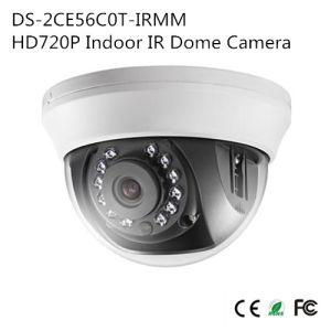 HD720p Indoor IR Dome Camera (DS-2CE56C0T-IRMM) pictures & photos
