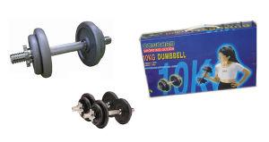 10KG Black or Hammertone Dumbbell Set (DY-DB-10)