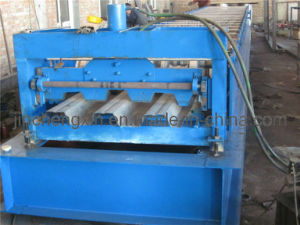 Metal Deck Machine pictures & photos