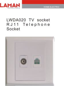 TV Socket (LWDA020)