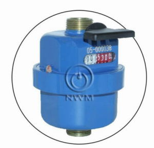 LXH-15B Volumetric Piston Type Water Meter Class C