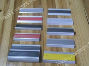 Rubber Stair Nosing with Aluminum Base pictures & photos
