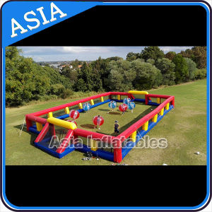Inflatable Football Pitch / Inflatable Football Arean pictures & photos