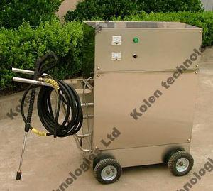 Mobile Ozone Surface Sanitation System