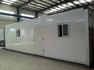 FRP Container Office pictures & photos