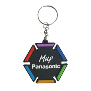 Cheap Promotional Soft PVC Keychains Made in China pictures & photos