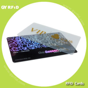 Isoik Ink Jet Printable RFID Card with Em, S50, Ntag215 pictures & photos