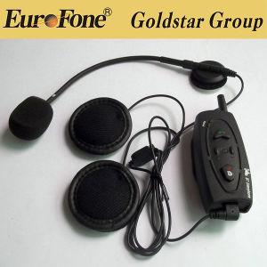 Bluetooth Headset Handsfree, Bluetooth Intercom for Ski Helmet 500m pictures & photos