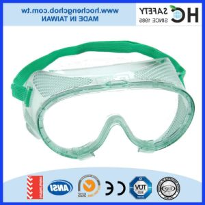 CE En 166 Surgical Dust Protection Safety Goggles