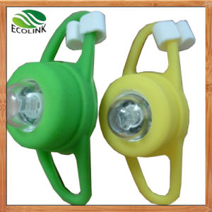 Colors Silicone Bicycle Wheel Light pictures & photos
