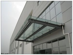 3mm-19mm High Quality Tempered Glass for Building, Window, Glass Door, Fence