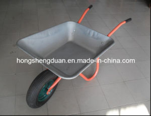 Zinc Plated Wheel Barrow (WB4600)
