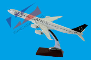 Airplane Model (A340-6~00) pictures & photos