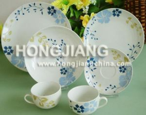 20PCS Ceramic Dinner Set (HJ008006) pictures & photos