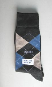 176 Needles Men′s Sock (SM-005)