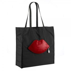 Lulu Guinness Lips Foldaway Tote Women′s Bag pictures & photos