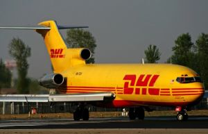 DHL Express to Canada