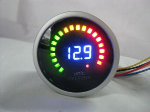 Wideband Digital Boost Gauge pictures & photos