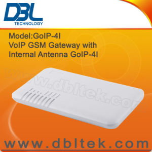 VoIP GSM Gateway 4 SIM with Internal Antenna GoIP-4I pictures & photos