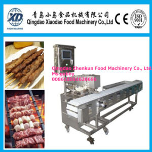 Bamboo Skewer Making Machine/Bamboo Stick Skewer Machine pictures & photos