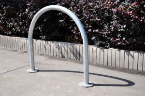 Outdoor Steel Bike Rack Manufacturer Bike Stand pictures & photos