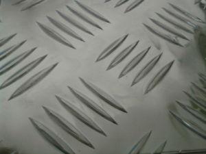 Aluminum Tread Plate (1050, 1060, 1100, 3003, 3004, 3005...)