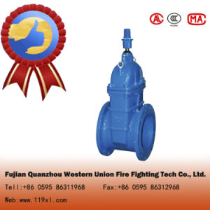 rising and non-rising stem gate valve pictures & photos