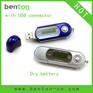 USB MP3 with Dry Battery (BT-P103)